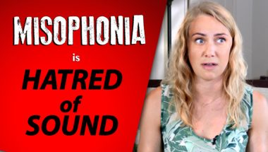 Misophonia: Hatred of sound
