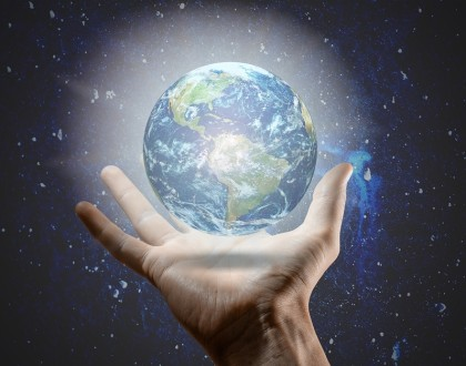 Carl Sagan: Pale Blue dot