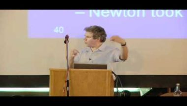 General Philosophy Lecture 2.4 - Isaac Newton and Instrumentalism