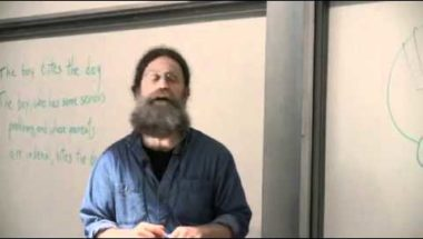 Robert Sapolsky Lecture 23: Language