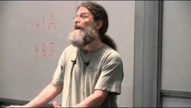 Robert Sapolsky Lecture 9: Ethology