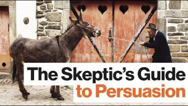 The Skeptics Guide to Persuasion: Reciprocate and Be Respectful