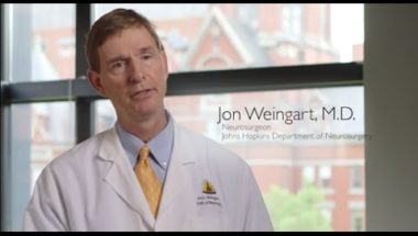 Jon Weingart: Brain Tumors - Frequently Asked Questions