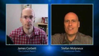 Stefan Molyneux: James Corbett - Ending Violence Forever