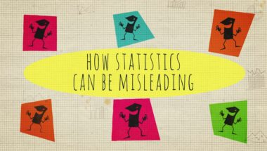 How statistics can be misleading