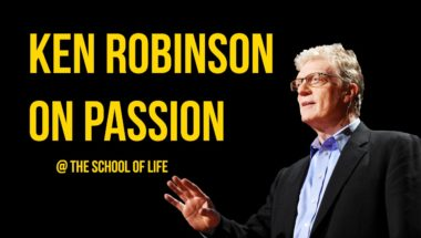 Ken Robinson on Passion
