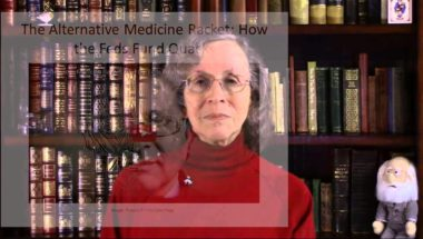 Harriet Hall: Lecture 10 - Science-Based Medicine in the Media and Politics