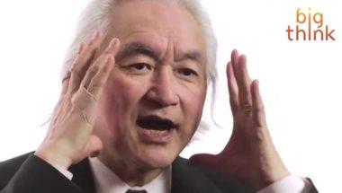 Michio Kaku on the Evolution of Intelligence