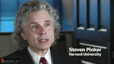 "Steven Pinker on The Decline of Violence & ""The Better Angels of Our Nature"""