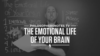 Richard Davidson and Sharon Begley: The Emotional Life of Your Brain