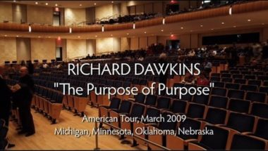 Richard Dawkins: The Purpose of Purpose