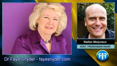 Stefan Molyneux: Dr Faye Snyder - The Toxicity of Childhood Loneliness