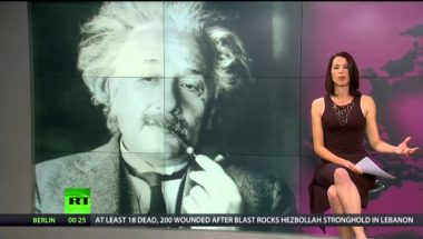 Abby Martin: Einstein's Circle of Compassion