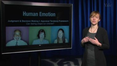 Human Emotion 13.1: Judgment & Decision Making I (Appraisal)