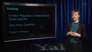 Human Emotion 14.3: Emotion Regulation III (Relationships)