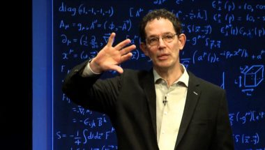 Neil Turok: The Astonishing Simplicity of Everything