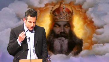 Sam Harris - Morality and the Christian God