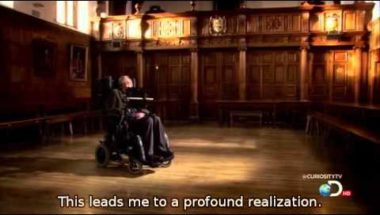 Stephen Hawking: There is no God