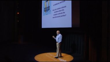 Dennis Dougherty: Chemistry on the Brain