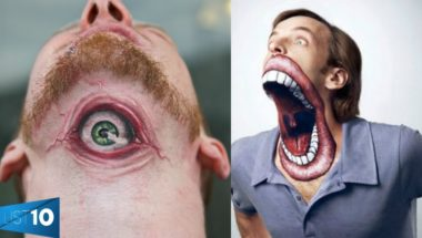 10 Craziest Tattoos People Had The Guts To Get