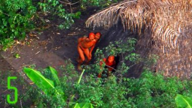5 Uncontacted Tribes