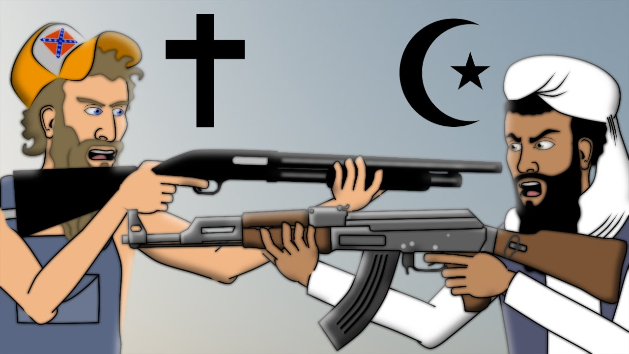 christianity and islam Islam vs christianity in the past 2000 years, two major world religions have emerged from the sandy peninsula we now call the middle east: islam and christianity while these two religions vary in history, belief, and practice, they also have many similarities.