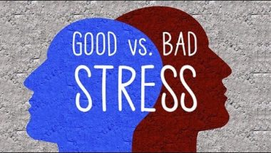 Good Stress Vs. Bad Stress