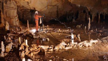 The Neanderthal sculpture garden