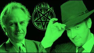 Richard Dawkins & Derren Brown discuss about immoral pseudoscientists