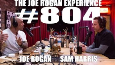 Joe Rogan Experience: Conversation with Sam Harris