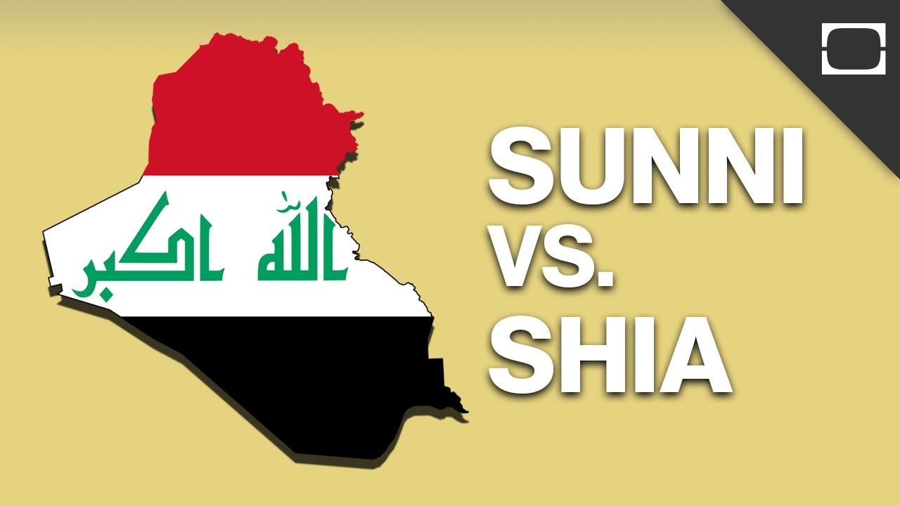 reason for sunnie and shia divide essay Sunni and shia: explaining the divide understanding the schism in islam that is fuelling political tensions in the middle east share on twitter (opens new window.