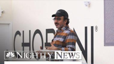 Chobani CEO Giving Employees an Ownership Stake in Yogurt Empire
