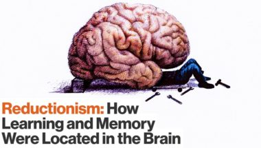 Eric Kandel: How Reductionism Uncovered Secrets of Long-term and Short-term Memory