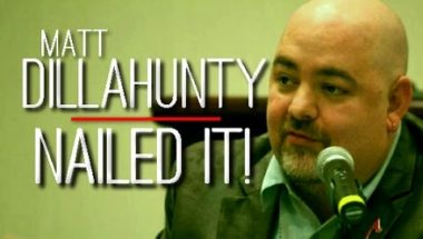 Those 7 Times Matt Dillahunty Nailed Everything