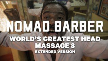 World's Greatest Head Massage?