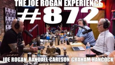 Joe Rogan interviews Graham Hancock & Randall Carlson