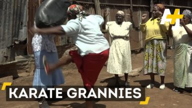Kenya's Karate Grannies Master Self-Defense