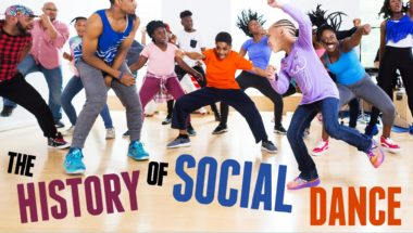 Camille A. Brown: The history of African-American social dance