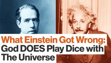 David Bodanis: Einstein Refused To Accept The Disordered Universe