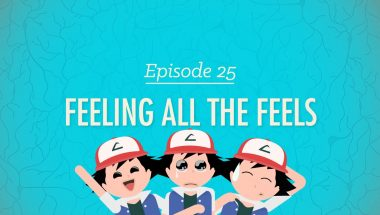 Crash Course Psychology #25: Feeling All the Feels