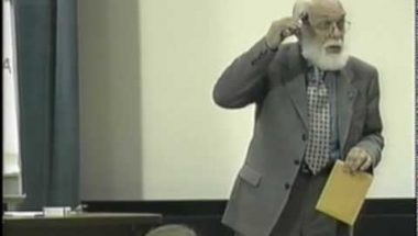 James Randi shows his ESP