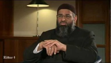 """Anjem Choudary: """"Islam Not a Religion of Peace"""""""