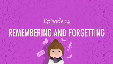 Crash Course Psychology #14: Remembering and Forgetting