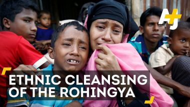 Rohingya Muslims Accuse Myanmar's Army Of Ethnic Cleansing