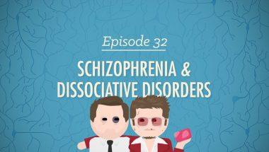 Crash Course Psychology #32: Schizophrenia & Dissociative Disorders