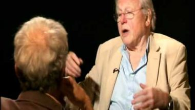 Sir David Attenborough talks about religion, atheism and dogma