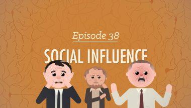 Crash Course Psychology #38: Social Influence