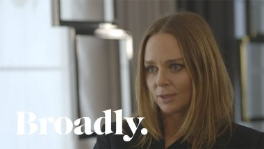 Stella McCartney on Fake Fur, Rihanna, and Good-Fitting Bras