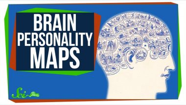 Victorian Pseudosciences: Brain Personality Maps