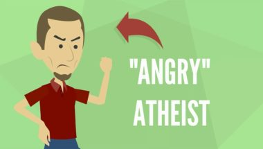 Why do Atheists get so angry?